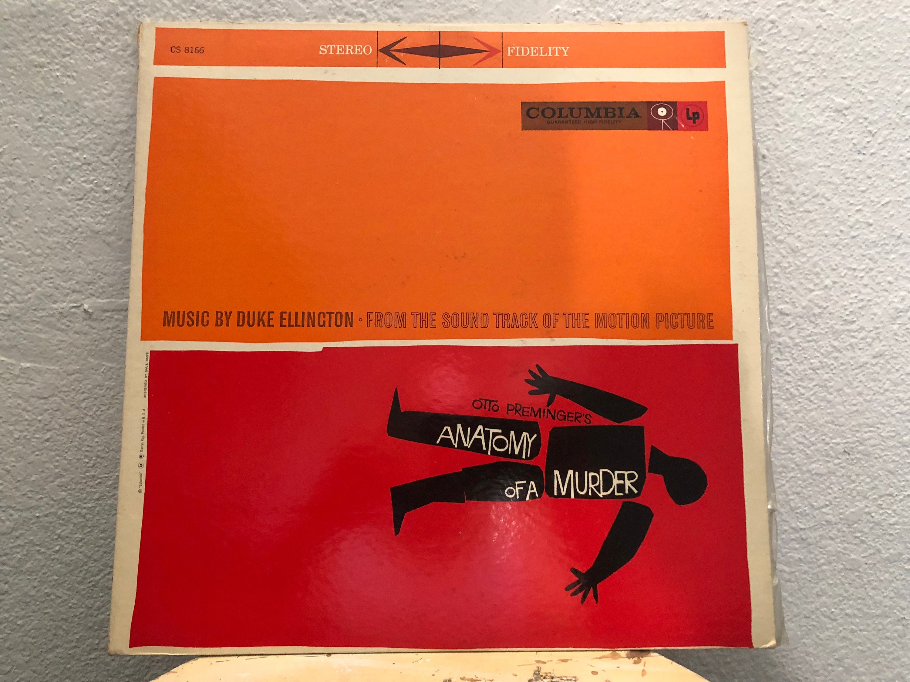 Duke Ellington And His Orchestra Anatomy Of A Murder Etsy