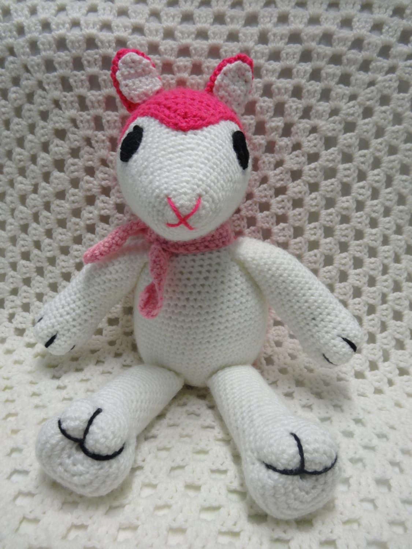 Anime, crochet pattern, amigurumi pattern, PDF CROCHET PATTERN, wolf ...