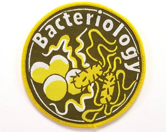 Bacteriology Patch