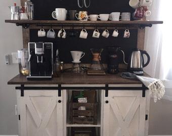 Coffee Station Etsy