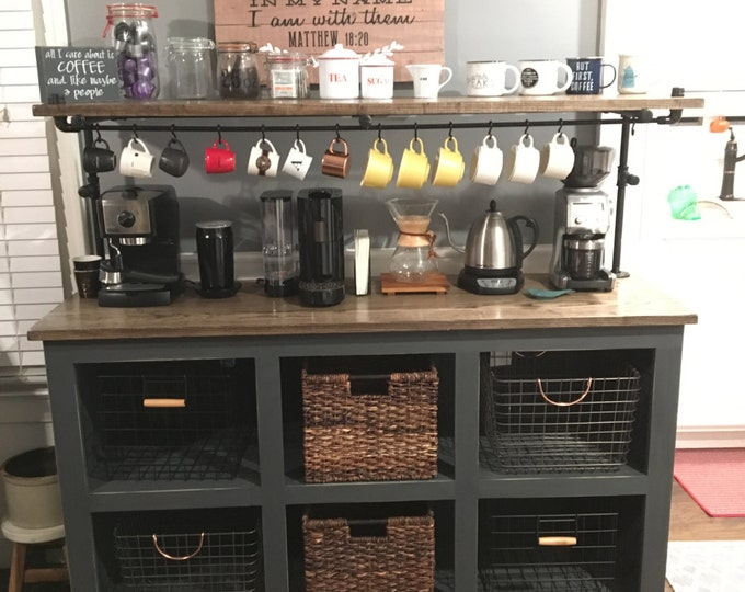 Eddie 3 Coffee Bar - FREE SHIPPING