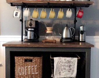 Eddie 2 Coffee Bar - FREE SHIPPING