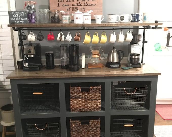 Eddie 3 Coffee Bar - FREE SHIPPING