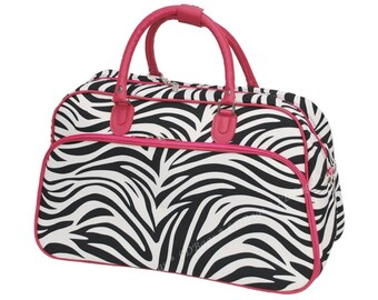 1426cc029ffc Monogrammed Girls Duffle Bag