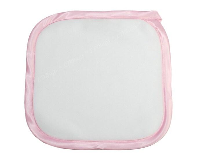 Fleece Baby Blanket   Baby Gift Blanket   Baby Blanket   Personalized Baby Blanket   Monogrammed Baby Blanket   Pink Trim Fleece Blanket