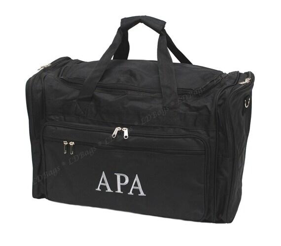 1bb3dd89ab Personalized Duffle Bag Monogrammed Duffel Bag Overnight