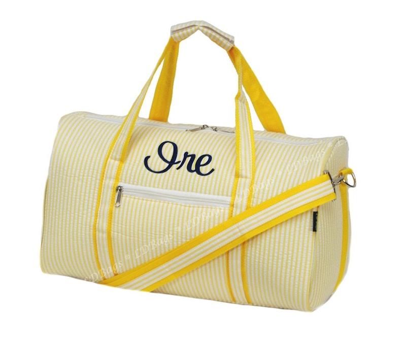 280f0bfca7 Monogrammed Duffle Bag Personalized Ladies Duffle Bag