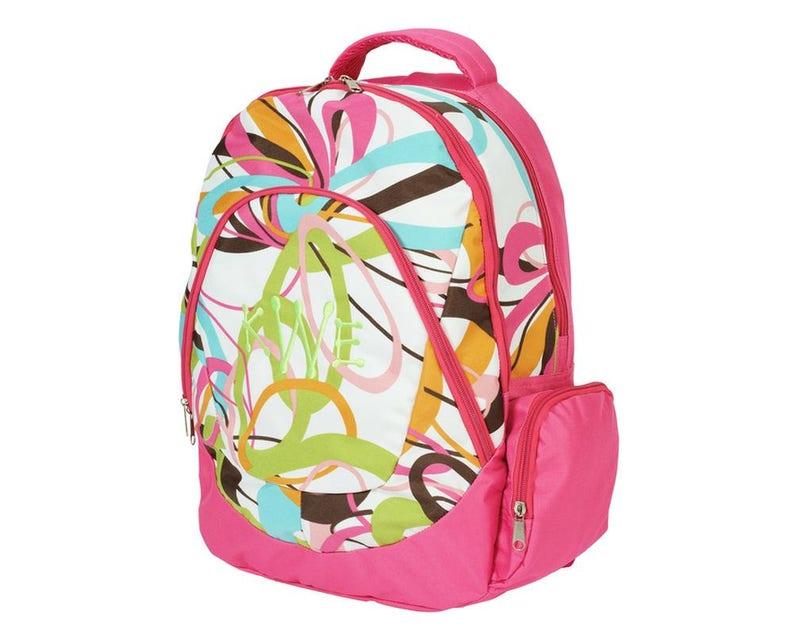 bcf33b650f25 Personalized Backpack School Bag Girls Backpack