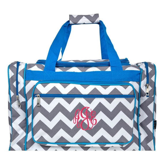 fc85a67a261c Monogrammed Duffle Bag Personalized Cheer Bag Monogram Dance