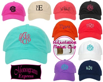Personalized Baseball Hat   Monogram Hat   Custom Baseball   Womens Ball Cap   Unisex Hat   Golf Hat   Fishing Hat   Adjustable Baseball Hat