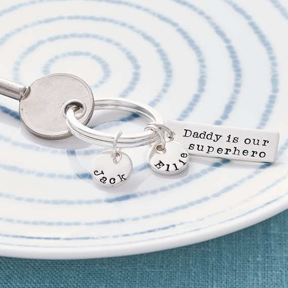 Personalised Fathers Day Gift For Daddy Is Our