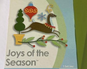 Cricut Expression Cartridge & Keyboard Cover, Joys of the Season