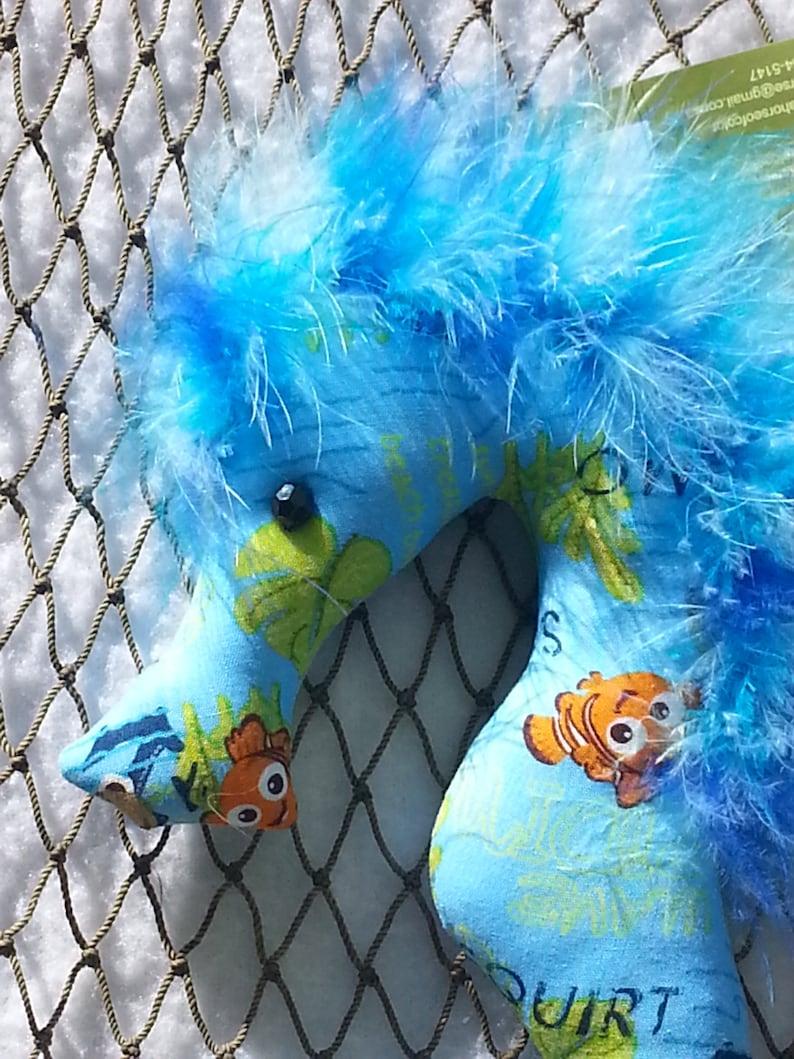 Finding Nemo Seahorse