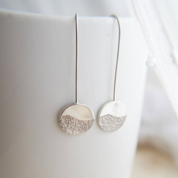 moonrise drop earrings