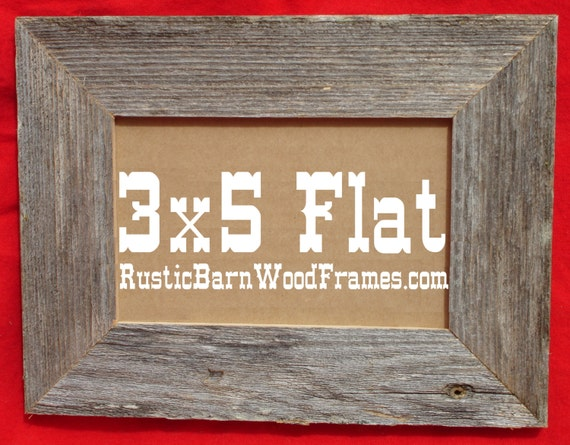 3x5 1 12 Flat Unfinished Rustic Barn Wood Aged Etsy