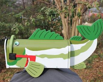 Fish Mailbox