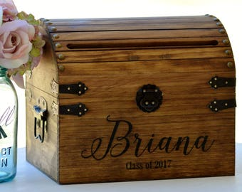 Graduation Card Box Etsy