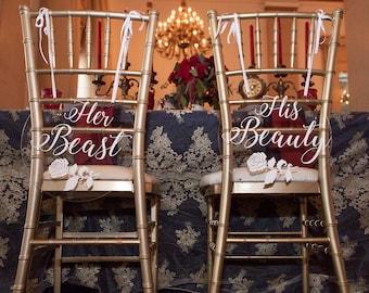 Acrylic Chair Signs Acrylic Wedding Sign Fairytale wedding Chair Signs Custom Bride And Groom Photo Prop Sweetheart Table Boho Wedding