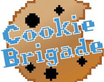 Cookie Brigade Apron