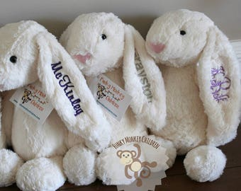Personalized Bunny Etsy