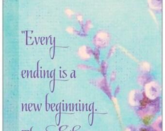 Every New Beginning Etsy