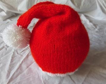25899043561 Santa   Father Christmas Bobble Hat   Festive   Holidays   Noel   Xmas    Crimbo