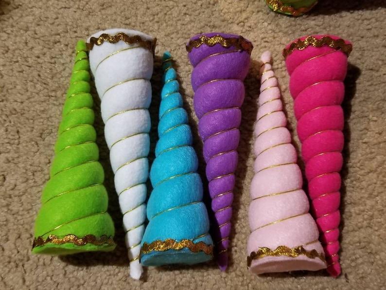 12 plus birthday girls   headbands fully complete birthday unicorn headband bundle