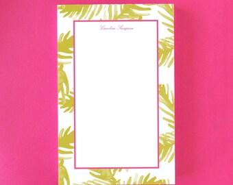 Palms Notepad