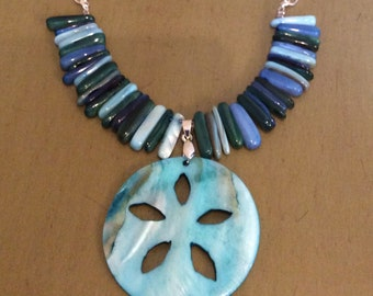 Island Blue Necklace