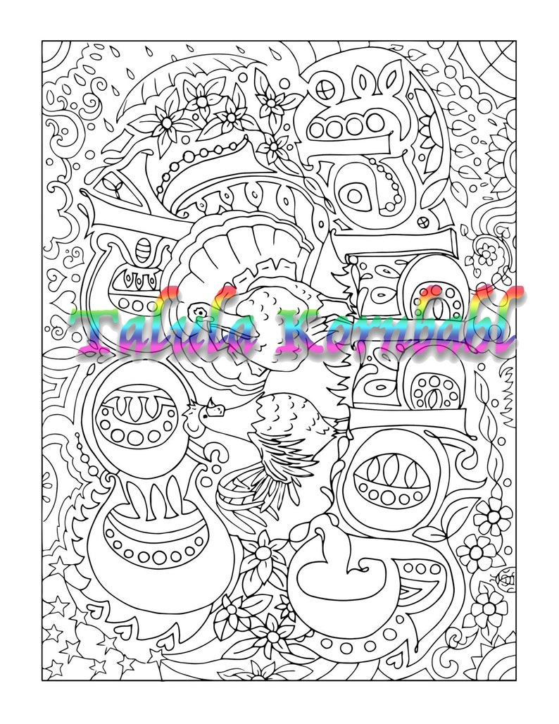 This is a photo of Decisive dirty word coloring book