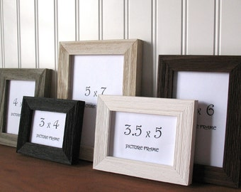 3x5 Picture Frame Etsy