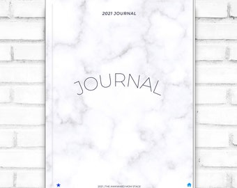 Self Care Planner for your Life, Digital planner, Ipad planner, Goal planner, Goodnotes 2021 2022, Undated Horizontal Journal