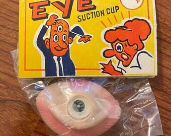 Hong Kong Vintage 1980 Joke /& Gag Waving Hand Suction Cup Novelty
