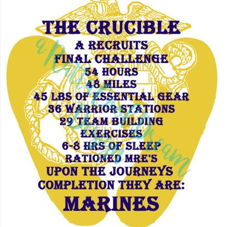 graphic about Crucible Candle Printable identify United Claims Maritime Corps (USMC) Crucible Candle Electronic Picture