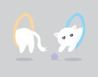 Portail Cat