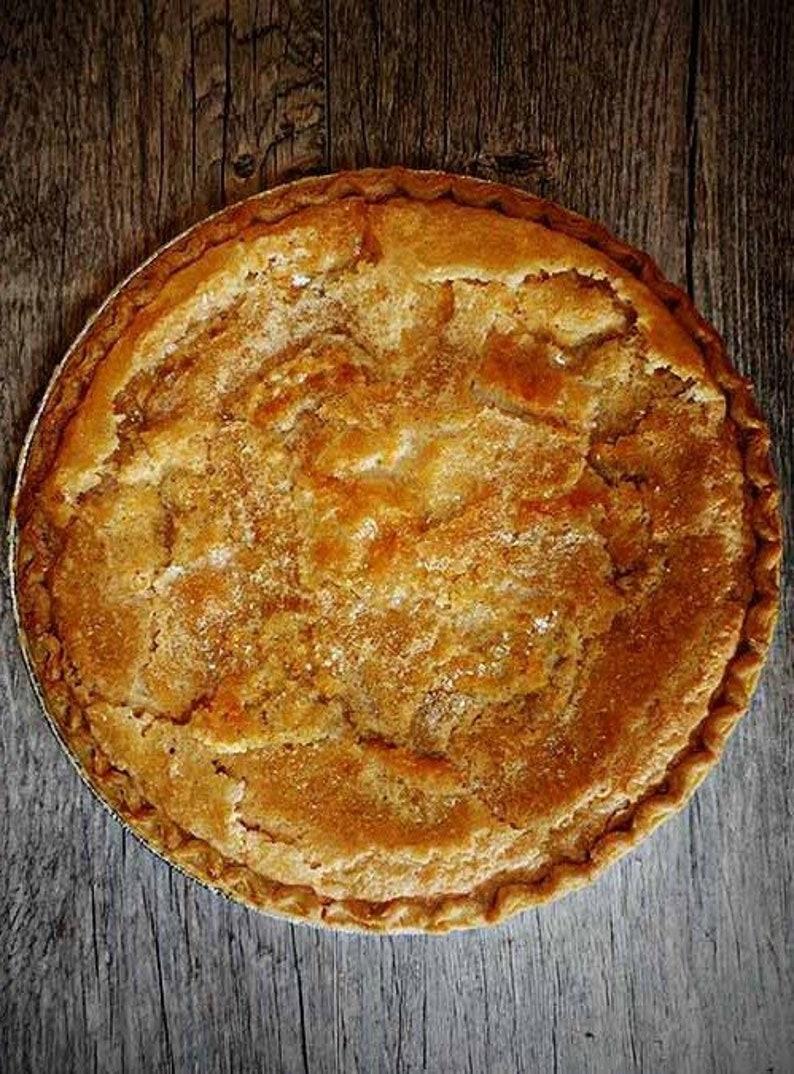 Sugar Cookie Cream Pie image 0