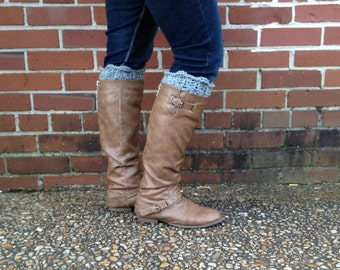 Boot Cuffs (with buttons)