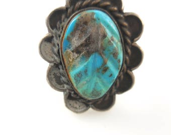 Ring Silver Turquoise Ring
