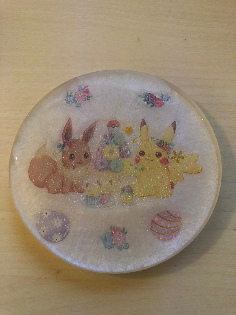 Pokemon Coaster Set