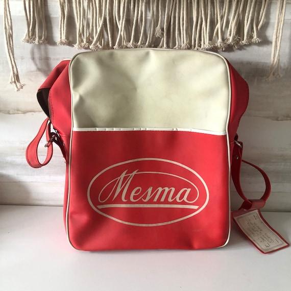 Vintage Carry On Luggage Tote Bag, Messanger Bag,