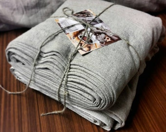 The Raw Linen