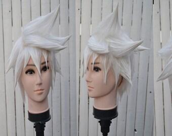 Soul eater custom cosplay wig