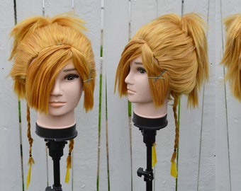 Final fantasy 10 Rikku Wig