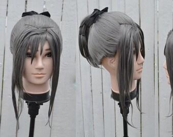 Aranea from Final Fantasy XV custom cosplay wig