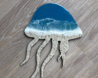 "18"" Jellyfish Wall Art"