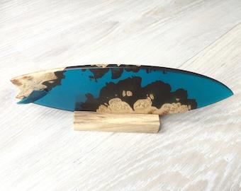 Wood & Resin Surfboards