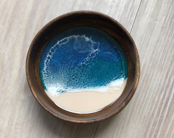 Wood Bowls/Platters