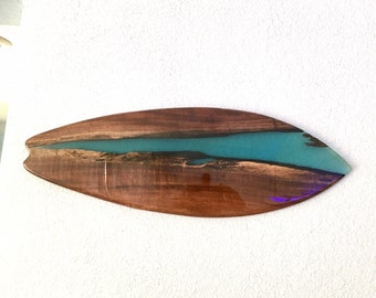 Wood & Resin Surfboards
