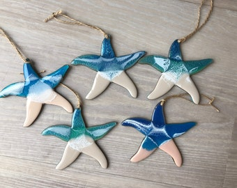 Starfish Tree Ornament