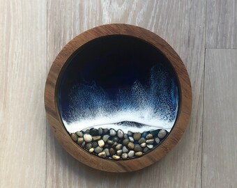 "9"" Beach Wall Art"